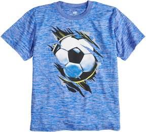 Tek Gear Boys 8-20 Soccer Tee