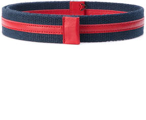 Ermanno Scervino striped belt