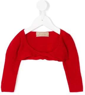 La Stupenderia knit cropped jumper