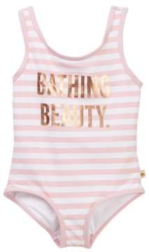 Kate Spade Bathing Beauty One-Piece Swimsuit (Toddler & Little Girls)