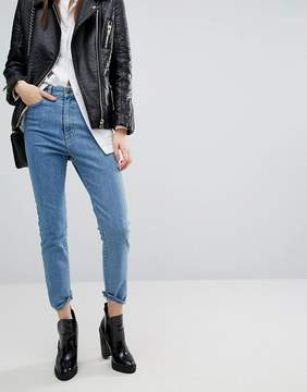 Dr. Denim Cropa Cabana High Rise Skinny Crop Jean