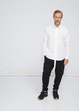 Oamc White Tape Shirt