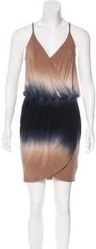 Young Fabulous & Broke Sleeveless Ombré Dress