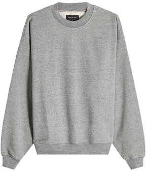 Fear Of God Oversized Sweatshirt with Cotton