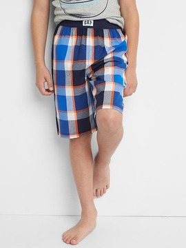Gap Plaid PJ shorts