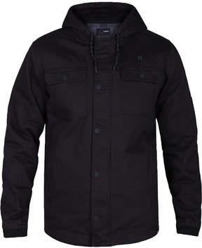 Hurley Men's Outdoor Hooded Jacket