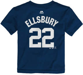 Majestic Toddlers' Jacoby Ellsbury New York Yankees Player T-Shirt