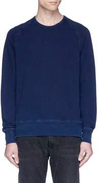 Denham Jeans Sun embroidered sweatshirt