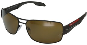 Prada Linea Rossa 0PS 53NS Fashion Sunglasses