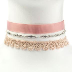 Carole Womens 3-pc. Necklace Set