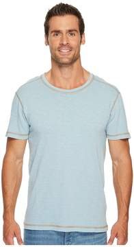 Agave Denim Skeg Short Sleeve Slub Jersey T-Shirt Men's Clothing