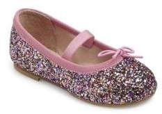 Bloch Infant's & Toddler's Sparkle Glitter Ballet Flats
