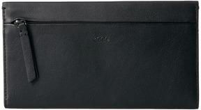 ECCO - Sculptured Large Wallet Wallet Handbags