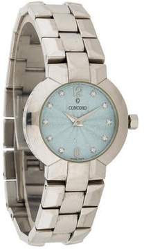 Concord Diamond La Scala Watch