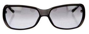 Saint Laurent Translucent Acetate Sunglasses