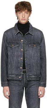 Simon Miller Black Denim M601 Winslow Jacket