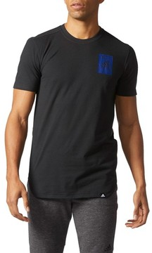 adidas Men's 3-Stripes Life Graphic T-Shirt