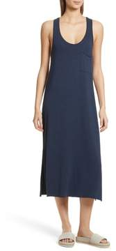 ATM Anthony Thomas Melillo Pocket Midi Dress