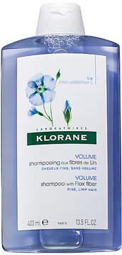 Klorane Shampoo with Flax Fiber.