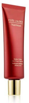 Estee Lauder Nutritious Radiant Vitality 2-in-1 Foam Cleanser/4.2 oz.