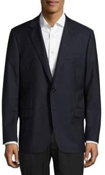 Hickey Freeman Milburn II Notch Lapels Jacket