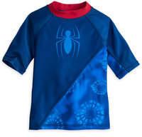 Disney Spider-Man Rash Guard for Boys
