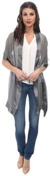 Echo Silk Chiffon w/Satin Border Women's Clothing