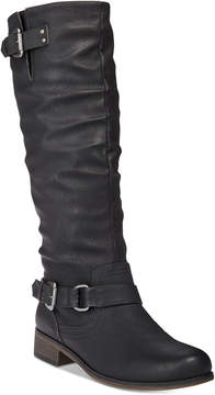 XOXO Moira Tall Boots Women's Shoes