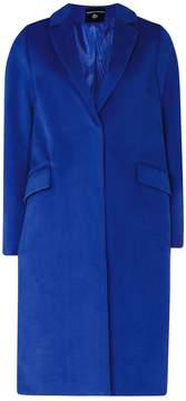 Dorothy Perkins Cobalt Colour Pop Smart Coat