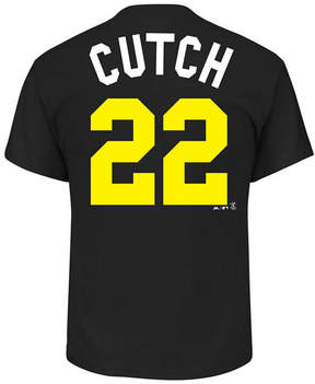 Majestic Men's Andrew McCutchen Pittsburgh Pirates Little League Player T-Shirt
