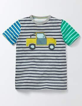 Boden Hotchpotch Vehicle T-Shirt