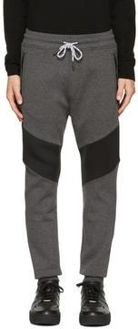 Diesel Grey P-Osma Lounge Pants
