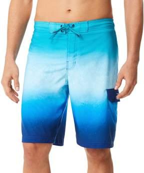 Speedo Men's Spray Blend Ombre Board Shorts