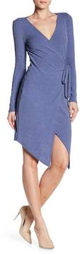 Dee Elly Tie Wrap Knit Dress