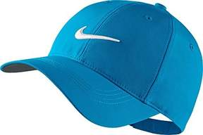 Nike Legacy 91 Adjustable Blank Custom Caps - Personalize With Your Own Team Or Business Logo (Blue Fury)
