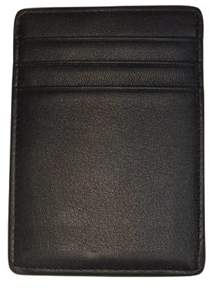 Royce Leather Unisex Nappa Prima Magnetic Money Clip Wallet 814-5.