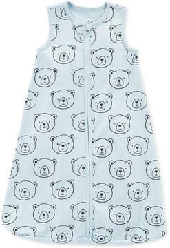 Carter's Baby Boys Bear-Print Cotton Sleep Bag