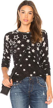 Autumn Cashmere Reversible Stars Sweatshirt
