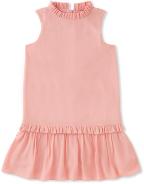 Kate Spade Infant Girls' Ruffle Collar Dress, Size 12-24 Months