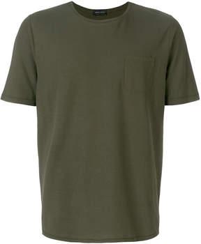 Roberto Collina patch pocket T-shirt