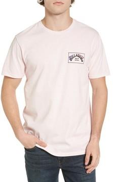 Billabong Men's Boxed Arch T-Shirt