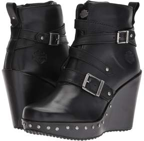 Harley-Davidson Linley Women's Pull-on Boots