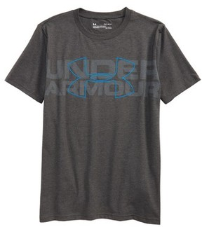 Under Armour Boy's Duo Graphic T-Shirt