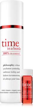 Philosophy time in a bottle giveaway popsugar beauty for 111 sutter street 22nd floor san francisco ca 94104