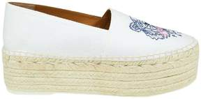 Kenzo Espadrilles Wedge Shoes Women