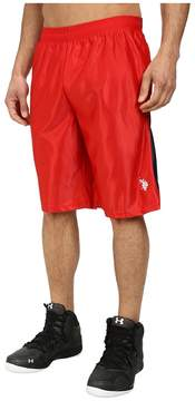 U.S. Polo Assn. Color Block Dazzle Athletic Shorts Men's Shorts