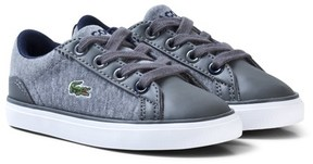 Lacoste Grey Marl Lerond 317 Trainers