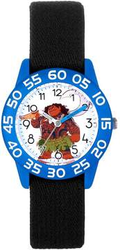 Disney Disney's Moana Maui Kids' Reversible Time Teacher Watch