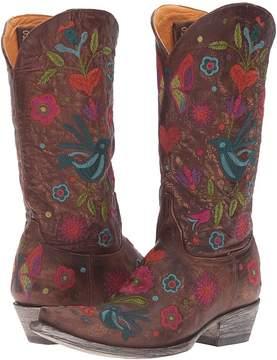 Old Gringo Pajaro Cowboy Boots
