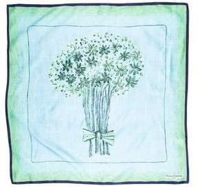 Lanvin Vintage Silk Scarf